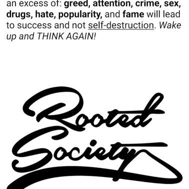 R.o.o.t.e.d Society