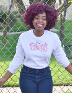 black and proud barbie sweater2crop